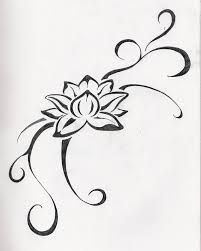 Image result for small lotus tattoos designs