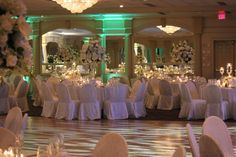 Wedding at Pines Manor