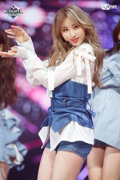 Lee chaeyeon, a talented dancer maybe one of the best in the industry along with Momo, YooA and Seulgi Stage Outfits, Kpop Outfits, Kpop Girl Groups, Kpop Girls, Yuri, Honda, Fandom, Japanese Girl Group, Kim Min