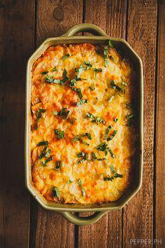 Pot Luck Potato Lasagna