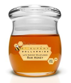 ST. Supéry Honey - I have to collect all honey packagings ... hoho