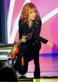 Guitar Queen, Nancy Wilson.