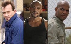 Prison Break: Robert Knepper, Rockmond Dunbar, Amaury Nolasco returning for revival Rockmond Dunbar, Amaury Nolasco, Prison Break, Eye Candy, Image, News, Love