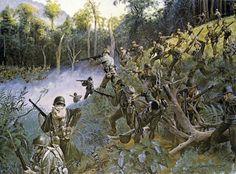 Cuidado - Take Care, Bushmasters! | World War II Social Place