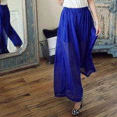 Buy WINGSMALL – Band-Waist Wide-Leg Pants at YesStyle.com plus more South Korea items and get Free International Shipping on qualifying orders.