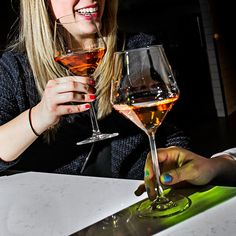 "Racines NY: ""The name means 'roots,' and from the savvy sustainable wines to the thoughtful service and the impeccable tweaked versions of French standards, Racines NY pays homage to tradition with a keen eye toward evolution."" http://nyr.kr/1EdokPu (Photograph by Dina Litovsky)"