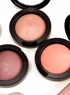 New blushes from MAC for the holidays