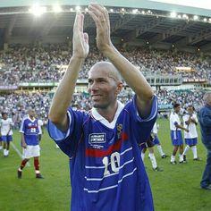 #Zidane the #Maestro