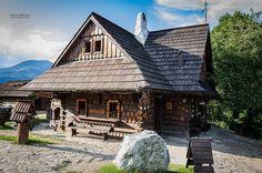 Salaš Krajinka Cabin, Country, House Styles, Home Decor, Decoration Home, Rural Area, Room Decor, Cabins, Cottage