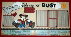 Disney or bust