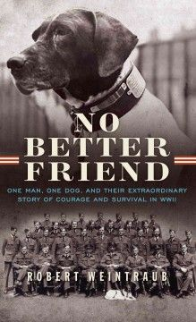 Describes the bond that developed between a RAF technician and a fiercely loyal purebred pointer named Judy, a pair who met in an internment camp during World War II where they became a symbol of hope to the other prisoners