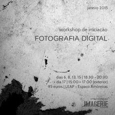 Workshop de iniciação à fotografia #workshop #fotografia