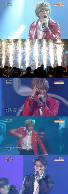 TEEN TOP perform Jo Sung Mo's 'I Swear' on 'Immortal Song 2' | http://www.allkpop.com/article/2014/08/teen-top-perform-jo-sung-mos-i-swear-on-immortal-song-2