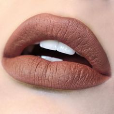 Team Beeper nude Ultra Matte Lip lipstick swatch