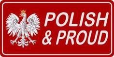 Polish And Proud Photo License Plate, aluminum Novelty License Plates, Polish, Artwork, Quotes, Quotations, Vitreous Enamel, Work Of Art, Auguste Rodin Artwork, Artworks