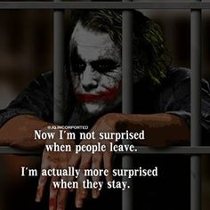 Image may contain: 1 person, text Heath Ledger Joker Quotes, Best Joker Quotes, Badass Quotes, Sarcastic Quotes, True Quotes, Motivational Quotes, Funny Quotes, Inspirational Quotes, Quotes About Attitude