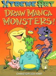 Draw Manga Monsters! (XTreme Art) by Christopher Hart http://www.amazon.com/dp/0823003728/ref=cm_sw_r_pi_dp_QKx2tb0JS7SGHQQY