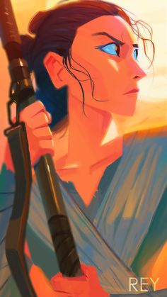 Rey from Star Wars Episode VII The Force Awakens | Tumblr