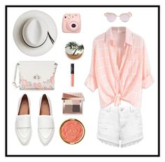 """#summervives"" by annabelle2222 on Polyvore featuring Candie's, Calypso Private Label, Miss Selfridge, Milani, Bobbi Brown Cosmetics, Urban Decay, NARS Cosmetics and Le Specs"