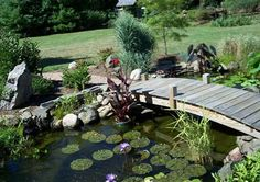 Back Yard Fountains   Outdoor Fountains And Waterfalls   Garden Fountains and Ponds Ideas ...