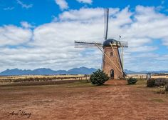 THE LILY..Windmill near Albany Western Australia Albany Western Australia, Shelter Me, Pray Without Ceasing, Australia Photos, Outdoor Sheds, Down South, Covered Bridges, Prayer Request, Trust God