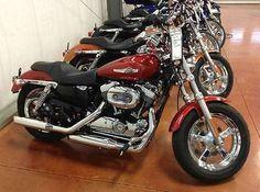 eBay: 2014 Harley-Davidson Touring 2014 Harley Davidson Sportster 1200 Custom NO RESERVE. #harleydavidson usdeals.rssdata.net
