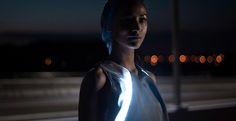 Pauline van Dongen: Phototrope, camiseta con luces led