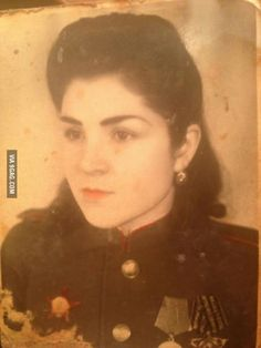 My Great-grandmother was a medic in the WW2. Picture is taken in 1943 #lol #funny #rofl #memes #lmao #hilarious #cute