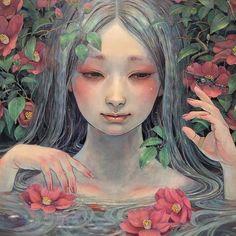 『』 平野実穂 Miho Hirano 〈WEB〉mihohirano.strikingly.com 〈IG〉www.instagram.com/mihohiranoart 〈FB〉www.facebook.com/miho.hirano.5621 #Oilpainting #Artist #Mihohirano