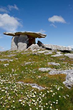 The Burren in Ireland.