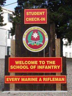 School of Infantry West, Every Marine a Rifleman