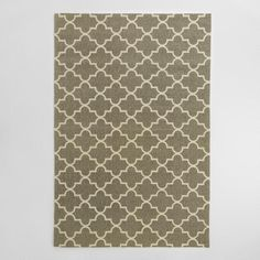 Gray Moroccan Jute Boucle Emy Area Rug - v1