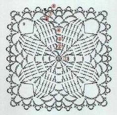 Delicadezas en crochet Gabriela: Agarraderas en crochet