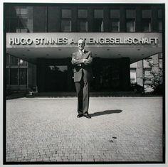 Dr. Günther Winkelmann (Hugo Stinnes) by Lothar Wolleh