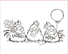 Three chicks TBig ice cream ransparent Clear Stamps Silicone Seals for DIY scrapbooking photo album Card Making-in Stamps from Home & Garden on AliExpress Album Photo Scrapbooking, Diy Scrapbook, Animal Drawings, Cute Drawings, Happy Birthday Chicken, Stamp Making, Card Making, Album Diy, Chicken Painting