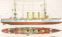 Emden (Schiff, 1925) Der Leichte Kreuzer Emden war ein deutsches Kriegsschiff der Reichsmarine der Weimarer Republik und später der Kriegsmarine. Sie war nach den beiden Kleinen Kreuzern SMS Emden I und SMS Emden II das dritte deutsche Kriegsschiff, das nach der Stadt Emden benannt wurde.