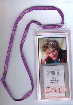Lanyards make for great promotional products and one can get them designed and colored according to the event and occasions.