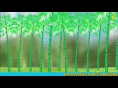 Какое растение вырастает за сутки на один метр? (мультфильмы для умных детей ) - YouTube