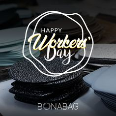 🤍 Many thanks to craftwo/men making Bonabag designs real for you. International Workers Day, E Day, Stand By You, Artisan, Journal, Pure Products, Happy, Bags, Men
