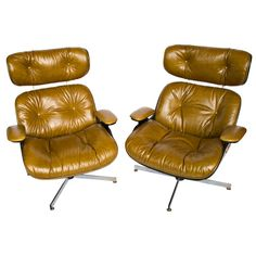 I want one some day- but maybe not that color (1970s eames chairs)