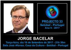 Hoje, 27 de Novembro de 2016 estou em condições de anunciar a participação no Projecto 33 Ano II - 2017 de Jorge Bacelar !