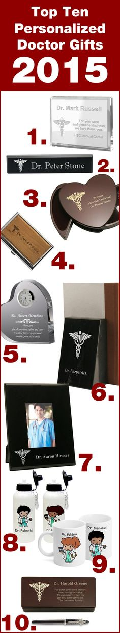 Best Doctor & Medical Gift Ideas