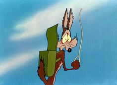 Looney Tunes Pictures: Wile E. Coyote