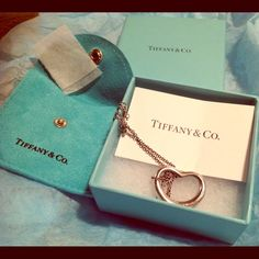 Tiffany&Co. Open💜Necklace ~Authentic~Original~pkg Authentic Tiffany & Company Sterling Silver Peretti Open Heart on a Tiffany SS Chain ~ All Original from Tiffany Jewelry Store ~ Including original gift box, pouch ~ bag and silk ribbon 💞 Tiffany stamped on Heart and clasp ~ Sorry, NO trades n this item 💕 suitable to give as a gift! Think  Christmas 🎄🎄 Tiffany & Co. Jewelry Necklaces