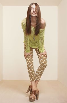7 For All Mankind. These crop pants are soo great for fall.