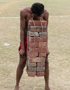 Rural Olympics in India