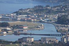 Estuario de Río Landro. Viveiro. (Lugo). Galicia. Spain.