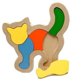 - Child of the Lilly - (notitle) - Woodworking For Kids, Woodworking Toys, Woodworking Projects, Wooden Jigsaw, Wooden Puzzles, Wooden Baby Toys, Wood Toys, Imagination Toys, Modern Toys