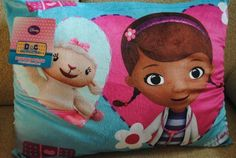 Disney Doc Mcstuffins Decorative Bed Pillow, http://www.amazon.com/dp/B00F4ZVWN0/ref=cm_sw_r_pi_awdm_33Q7sb0N3TV1E