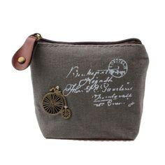 Xiniu Women Wallets Girl Retro Coin Bag Purse Wallet Lady Card Case Handbag 2016 Womens coin purse bags for girls Gift #YL4W